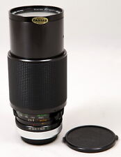 Vivitar Series 1 70-210mm f/3.5 Manual Focus Zoom Lens For Canon FD