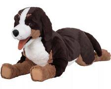 Large Ikea Hoppig Bernese Mountain Dog Kid Soft Toy Stuff Animal