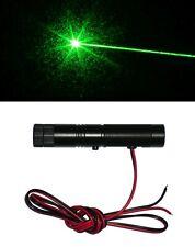Laser-Modul 100mW grün 532nm 5V mit Effekt-Aufsatz 40mW 50mW 80mW 3,5 bis 5 Volt