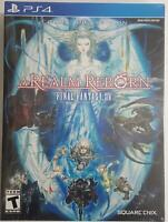 Final Fantasy XIV A Realm Reborn Collectors Edition BRAND NEW Factory Sealed PS4