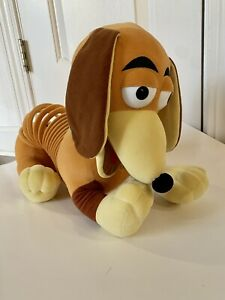"Disney Pixar Toy Story GIANT PLUSH SLINKY DOG 36"" 2014"