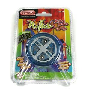Duncan Reflex Auto Return Automatic Beginner Yo-Yo - Transparent Blue