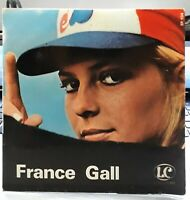 "FRANCE GALL LES ANNEES FOLLES FRENCH ORIG EP 45 PS 7"" EP 104 L.C 1969"