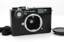 [Mint] LEITZ Minolta CL rangefinder camera body with Original cap From JAPAN