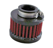 """K&N 62-1370 Oil Breather Crankcase Vent (1"""" Inlet) Cap Air Filter Universal"""