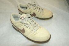 RARE 2005 Nike Dunk Low  Sz 6.5 Premium Hemp Net Medium Brown Gum SB 307696-121