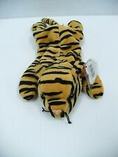 RETIRED Stripes The Tiger Beanie Baby WITH ERRORS