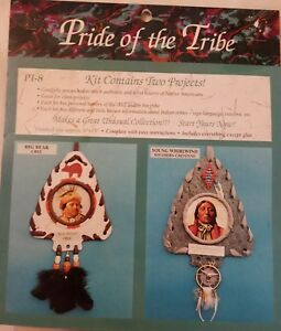 Fierté Du Tribe Native Sud-Ouest Art Artisanat Project Kit Mac Enterprises