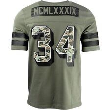 $49.99 617779-356 Nike Nsw Fb Football Tee (green / black)