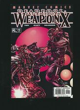 Deadpool #44, Agent Of Weapon X #3, 9.6/NM+