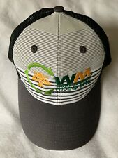 Waste Management Phoenix Open WMPO Mid Fit SnapBack Golf Hat by Ahead