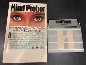 Mind Prober Apple II plus IIe 2 vintage computer software psychology personality