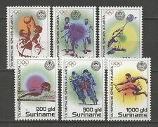 Olympiade 1996, Olympic Games - Surinam - 1554-1559 ** MNH