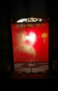 90s Spinning Red EXTREMELY RARE Disney 101 Dalmatians Lamp Night Light