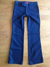 Banana Republic Limited Edtion Trouser Jeans Size 26/2 Low Rise Boot Cut (A9)