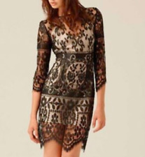 BNWT Lover the Label Tilly Lace Dress AU 8 RRP $895