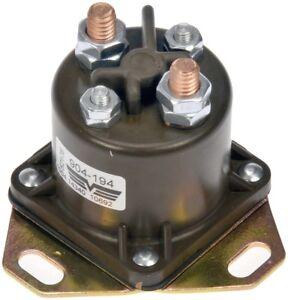 Dorman - OE Solutions 904-194 Diesel Glow Plug Relay|12 Month Warranty