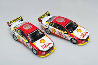 1:43 Biante - 2016 Clipsal 500 Twinset - Team Penske - Ford FGX - Pye/Coulthard