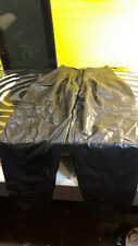 Cactus Vintage 80's Style Womens Leather Pants Good Condition Size 6