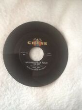 """45 """"No Particular Place To Go/You Two""""-Chuck Berry-Chess #1898"""