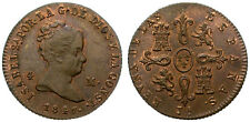 ISABEL II. 4 MARAVEDIS. 1847 DE JUBIA.