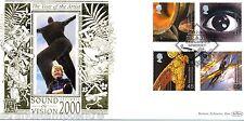 2000 Sound & Vision-Benham gold (500) officiel