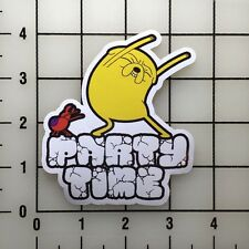 """Adventure Time Party Time 4"""" Wide Vinyl Decal Sticker BOGO"""