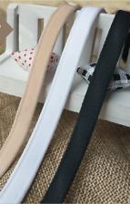 5y Black/White/Apricot Plush Bra Underwire casing Bra Construction Channeling