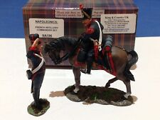 King and Country Napoleonic French Artillery Commander Set NA196