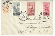 1948 Kortrijk Belgium to Chicago Illinois