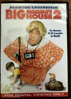 Big Momma's House 2 DVD 2006 Comedy Film Movie Sequel Rental Version