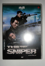 DVD THE SNIPER il Cecchino Asian Movie Hong Kong Regia DANTE LAM