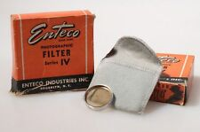FILTER SERIES IV 81D IN ORIGINAL PACKAGING W/ INSTRUCTIONS SET OF 2