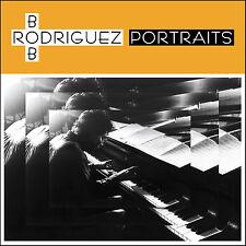 BOB RODRIGUEZ - PORTRAITS - SOLO PIANO - 2009 CD - ART OF LIFE RECORDS