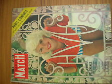 paris match collector 538 aout 1959 :HOLLYWOOD A CHANGE!!!!!