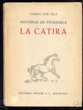 Camilo J. Cela - Historias de Venezuela. La Catira 1ºEd