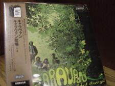 CARAVAN IF WE COULD Replica RARE JAPAN OBI CD Sealed