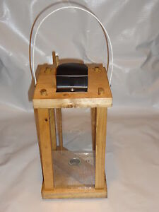 Candle Lantern Kit Wood Fun & Easy Build for Kids New