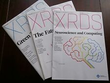 4x Computing Computer XRDS Crossroads ACM Magazines 2011 Vol.17/18 No.3/4/1 L@@K