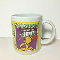 Vintage Garfield Funny Coffee Cup Mug