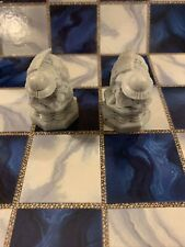 Mattel Harry Potter Wizard Chess Set White Set Of 2 Pawns Replacement Pieces