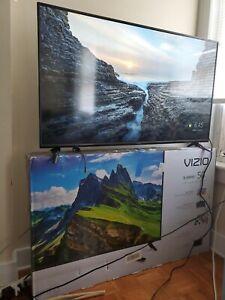 vizio 50 inch 4k smart tv