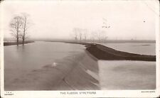 Stretford. The Floods # 7 A 15  in Walford Series for W.Whalley, Stretford.