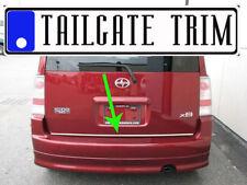 Scion XB Toyota BB 2004 2005 2006 2008-2015 Chrome Tailgate Trunk Trim Molding