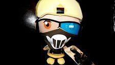 "Tom Clancy's Ghost Recon future soldier,8"",plush toy,2012 Ubisoft,Goldie,3+"