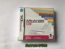 Arkanoid Brand New & Sealed Nintendo Ds Game Square Enix
