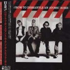 U2-How to dismantle an Atomic Bomb  + 1     JAPAN CD