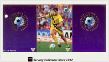 1994 Futera Australia Soccer Cards Best Of Both World BW3 Frank Farina-RARE