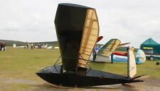Abbott-Baynes Scud 2 Single Seat Glider Mahogany Kiln Dry Wood Model Small New