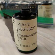 35mm-Kodak Vision2 200T/5217 motion picture color negative film (*5 rolls)